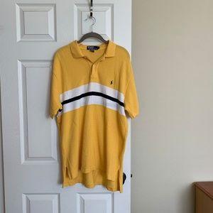 Polo by Ralph Lauren, men's polo shirt, size L